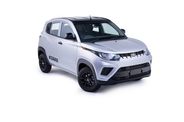 Special edition Mahindra KUV 100 NXT dares(s) to be different