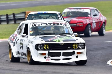 Red Star Raceway brings the curtain down on Inland Circuit series