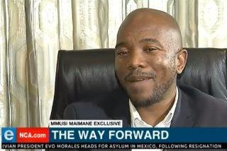 I haven't spoken to Zille since I resigned – Maimane