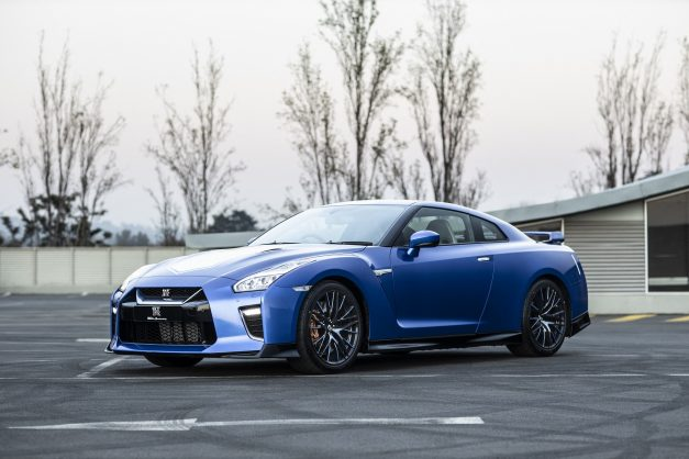 Nissan GT-R proves that it is still the real deal