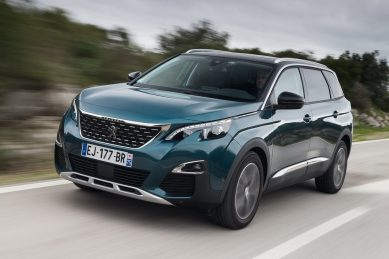Peugeot 5008 the saint that can save the sinner