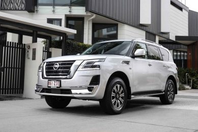 Off-road focused Nissan Patrol gets the green light