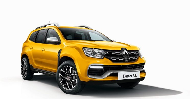 RS badged Renault SUV unavoidable as Alaskan's goes under Down Under