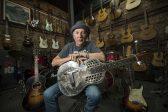 Meet Joburg's vintage guitar dealer
