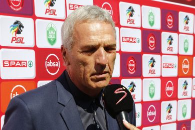 Chiefs coach Middendorp fumes as league lead cut