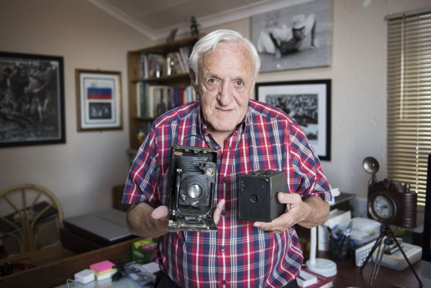 The sports photographer who captured SA's three Rugby World Cup victories