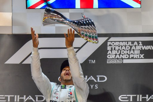 Six things we learned from the 2019 Formula One season