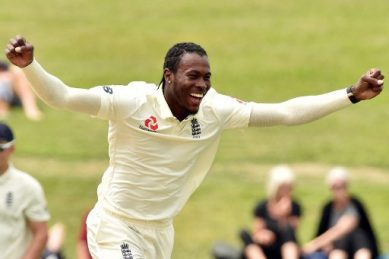 New Zealand police investigate racist abuse of England's Archer