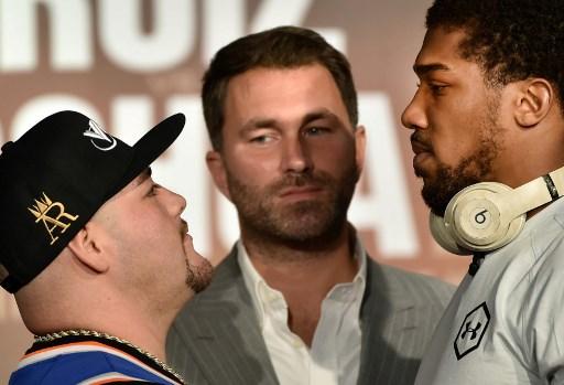 'Hungry' Joshua says no celebration if he beats Ruiz