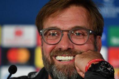 Klopp tells Liverpool to enjoy 'intensity' ahead of Salzburg clash