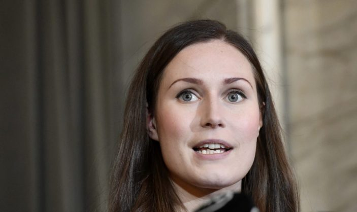 Twitter reacts to Finland's 'gorgeous' new prime minister