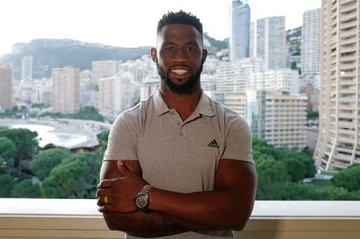 WATCH: Siya Kolisi shares summer fitness tips