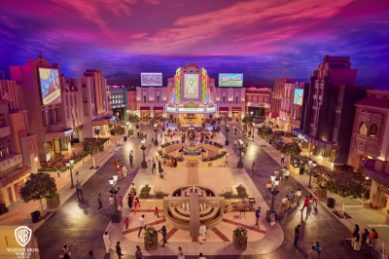 Warner Bros.-themed hotel set to open in Abu Dhabi in 2021