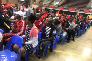 Excitement builds for EFF delegates ahead of assembly