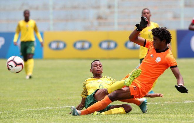 Amajita set to face Zambia in Cosafa U20 Cup final