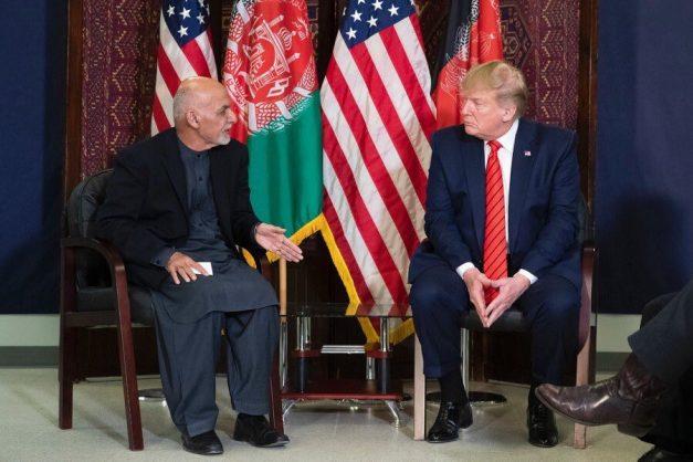 Afghanistan's Ashraf Ghani wins majority in presidential poll: preliminary results