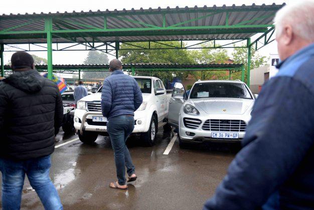 WATCH: Gavin Watson's Porsche sells for just R500K at auction