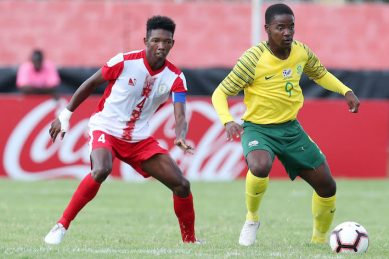 South Africa, Madagascar draw in 2019 Cosafa U20 Champs