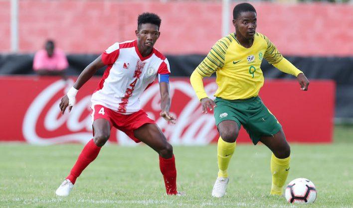 South Africa, Madagascar draw in 2019 Cosafa U20 Champs