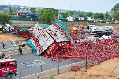 Significant deviations, shoddy work caused 2015 M1 bridge collapse