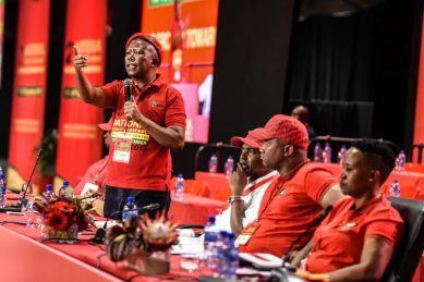EFF slams 'opportunistic' media coverage of Malema's stayed warrant