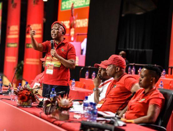 BLF wonders why Malema 'forgot to occupy Eskom' in January