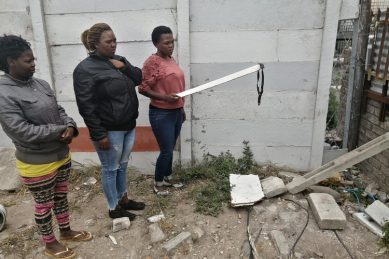 Nelson Mandela Bay Municipality, residents blame each other after child electrocuted