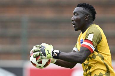 Ofori might not make Bucs squad for AmaZulu clash