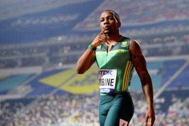 Van Niekerk, Simbine chasing 2021 Olympics