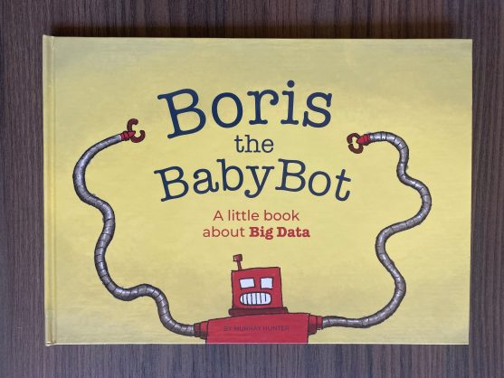 SA author wants to help you teach your kids about big data