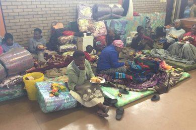 Pietermaritzburg fire leaves 164 people homeless