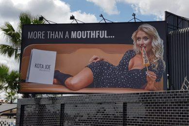 'Racy' billboard has Pretoria church fuming