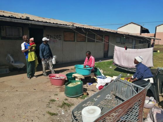 Families living in classrooms for 18 years to be relocated