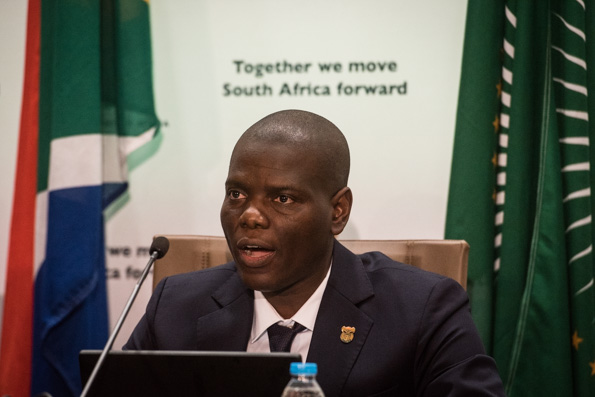 Covid-19: Thousands of lockdown contravention cases still open – Lamola
