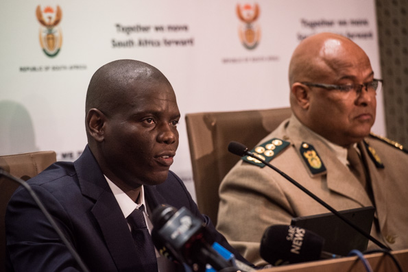 Justice department in desperate need of renewal, Lamola tells parly