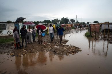 Dlamini-Zuma and Maile to visit areas affected by flooding