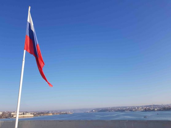 Crimea appears to be thriving under the control of Putin's Russia