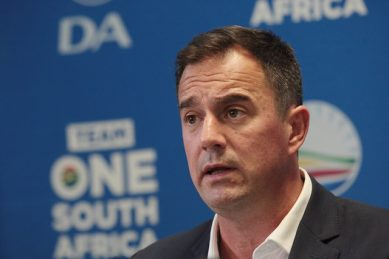 DA wants government to establish ad hoc committee for the protection of civil liberties