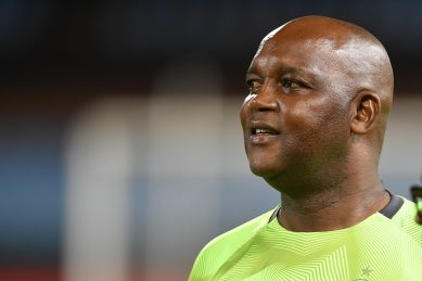 Maritzburg can beat us because we didn't beat Chiefs, says Pitso