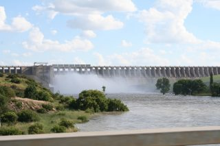 Why the Vaal Dam is not filling up, despite heavy rainfall