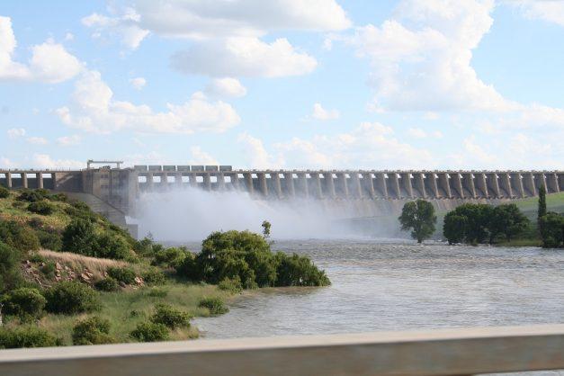 Water and sanitation dept concerned over decreasing Vaal Dam levels
