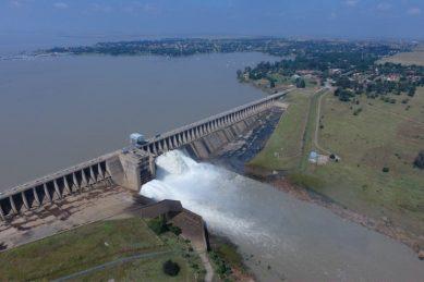 Nationwide rains boost dam levels during lockdown