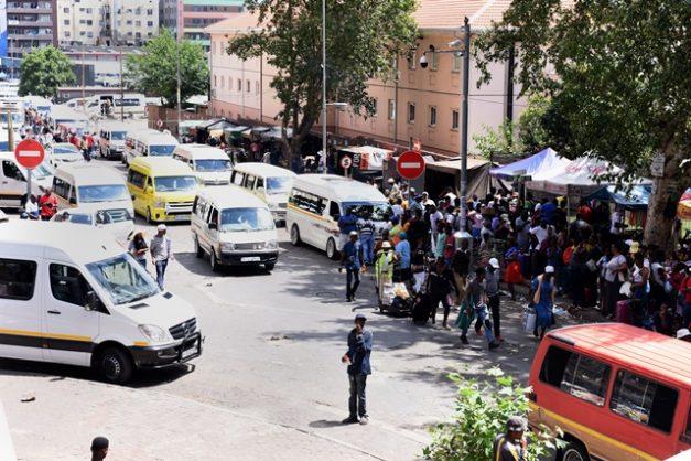 Santaco clashes with Cosatu over 100% taxi loads