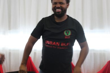 BLF to rewrite constitution to reverse ban, but good luck trying to join if you're white