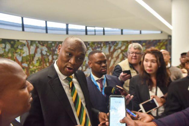 Maepa highlights alleged DA ploy to hijack Tshwane offices