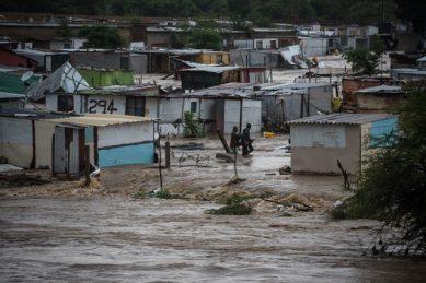 Despite danger and warnings, Eerste Fabriek residents start to rebuild