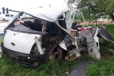 Mbalula's road deaths 'success' is a national tragedy