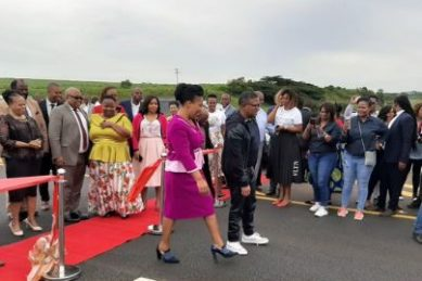 Mbalula: Reopening of N2 Umhlatuze River bridge 'by no means a small step'