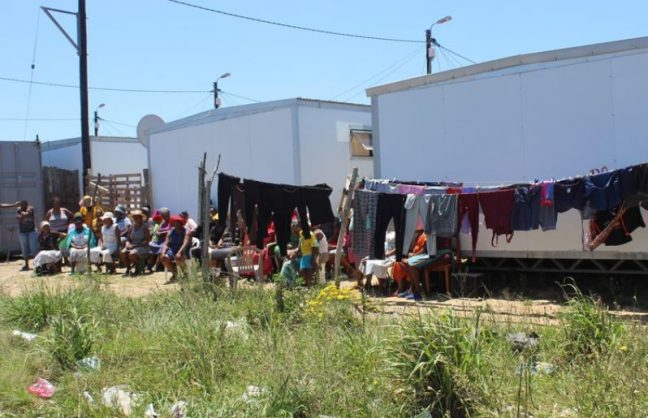 Municipality's dithering over houses stokes racial tensions – Fynbos residents
