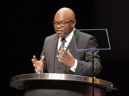 Geoff Makhubo's full inaugural address as Joburg's executive mayor